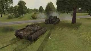 Theatre of War - German Tanks