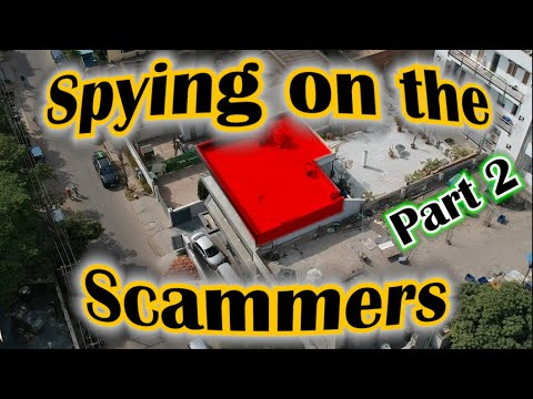 Spying on the Scammers [Part 2/4]