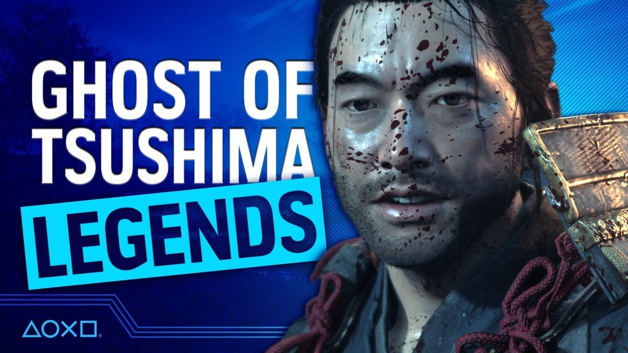 Ghost Of Tsushima Legends - Co-op Gameplay