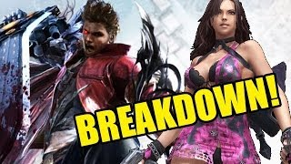 RISE OF INCARNATES Breakdown (New Namco Fighter) by Maximilian