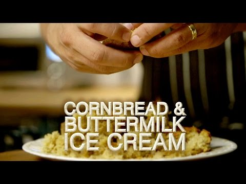 "Breville Presents Cornbread-Sorghum Milkshake - ""Mind of a Chef Techniques with Edward Lee"""