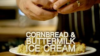 """Breville Presents Cornbread-sorghum Milkshake - """"mind Of A Chef Techniques With Edward Lee"""""""