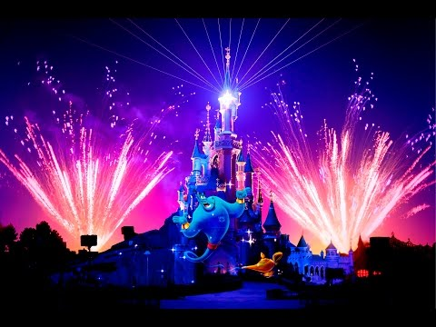 DISNEY DREAMS - DISNEYLAND PARIS 2016 (50FPS)