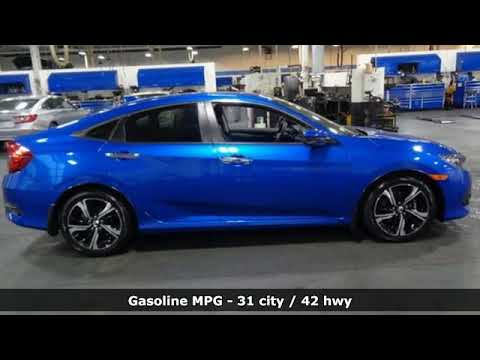 Used 2016 Honda Civic Fredericksburg VA Richmond, VA #19H219A
