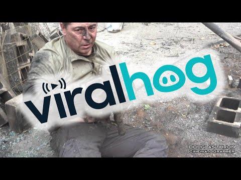 Paradise California Camp Fire Cat Rescue || ViralHog