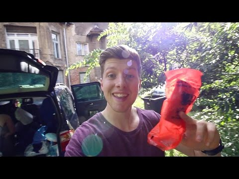 OUR FIRST PARKING TICKET  | Europe Daily Travel Vlog Day 11 (Slovakia, Hungary, Budapest)