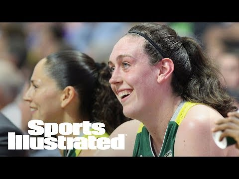 Breanna Stewart Says She Was Molested As A Child | SI Wire | Sports Illustrated
