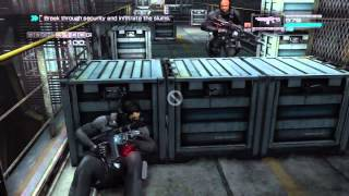 Quick Look: Binary Domain