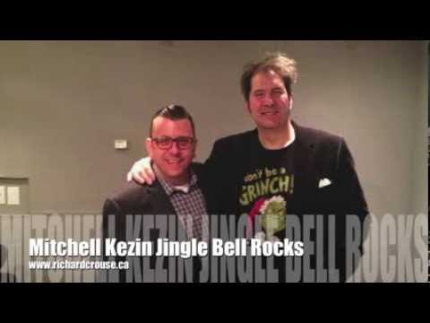 """Jingle Bell Rocks"" director Mitchell Kezin"