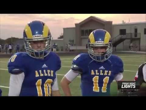 Allen Academy Loses Heartbreaker to Temple Centex