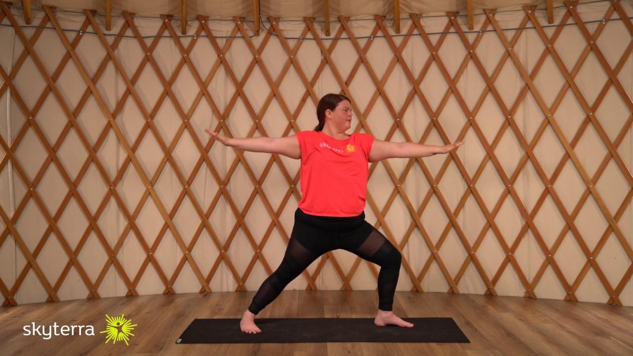 Yoga: Strength and Balance Yoga