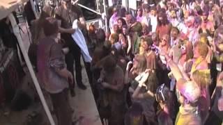 """Jai Krishna Das & the Ananda Groove, """"Om Shanti"""" SLC 2013"""