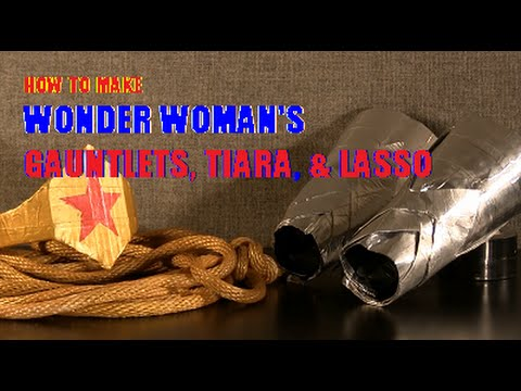 How to Make Wonder Woman