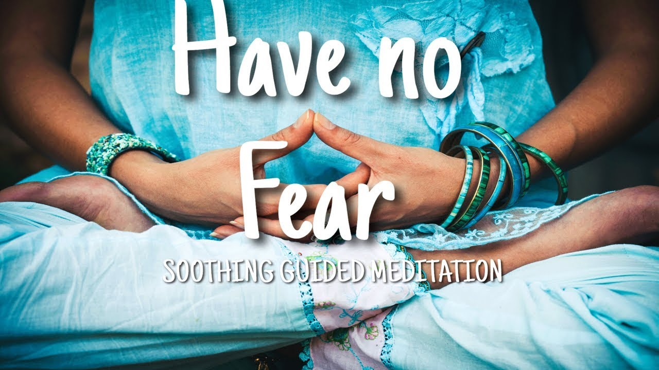 Positive Meditation for Overcome Fright Negativity Anxiety ...