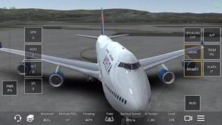 Infinite Flight Simulator Gameplay