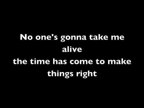 Knights of cydonia- lyrics