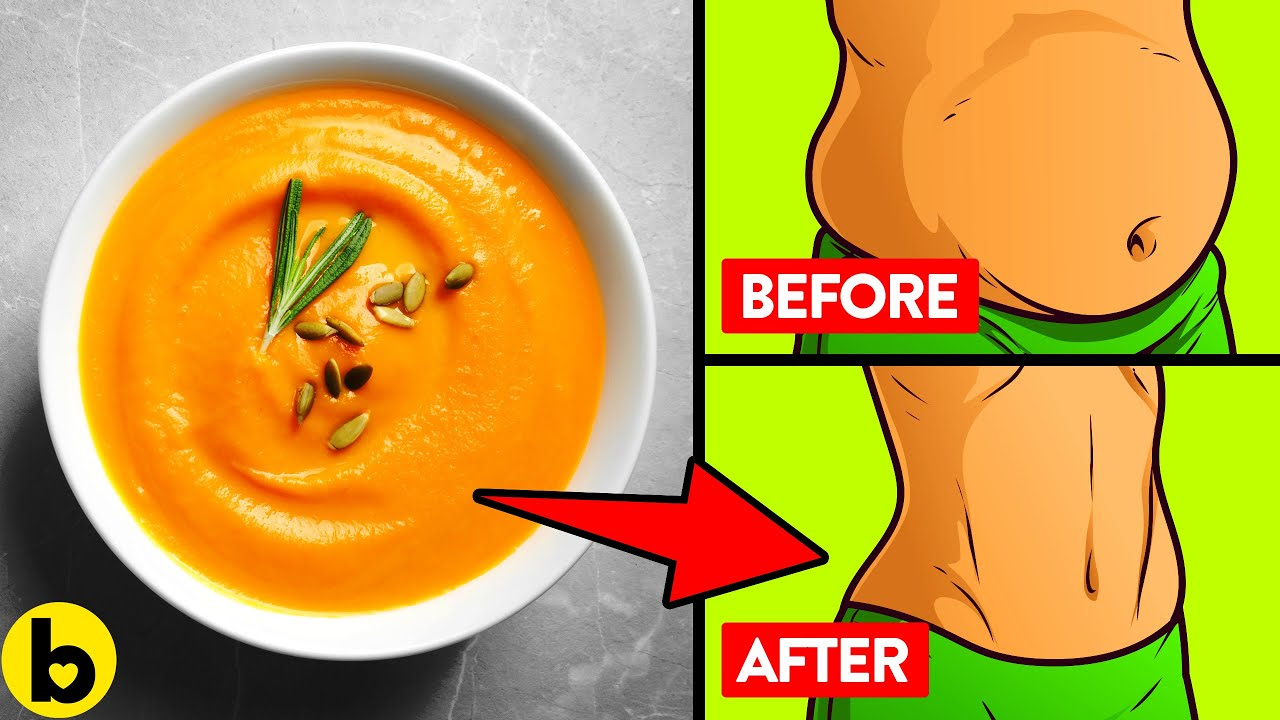 11 Best Fat-Burning Soups you need to Try
