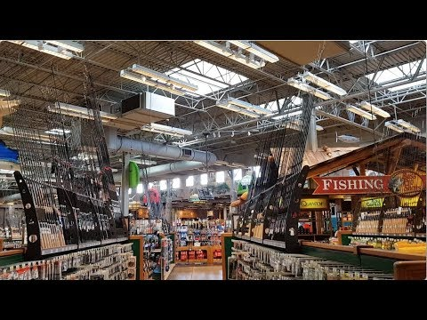 This Epic Fishing Tackle Shop will bankrupt you! (Bass Pro Shops Orlando & my purchases)