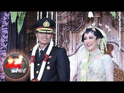 Upacara Militer Pernikahan Uut - HotShot 22 Maret 2015