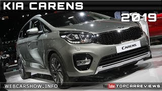 2019 KIA CARENS Review Rendered Price Specs Release Date