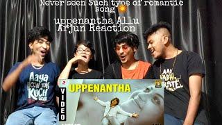 Uppenantha | Arya 2 | Allu Arjun | Roshan Reaction