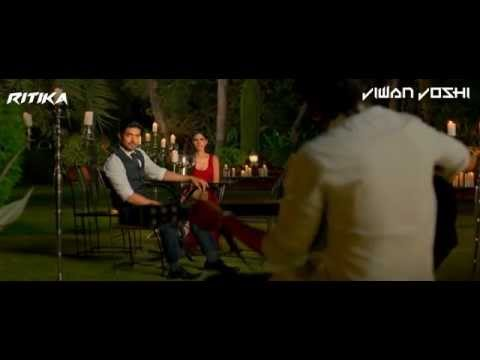 Baatein Ye Kabhi Na remix | Khamoshiyan | DJ Ritika | Jiwan Joshi Visuals
