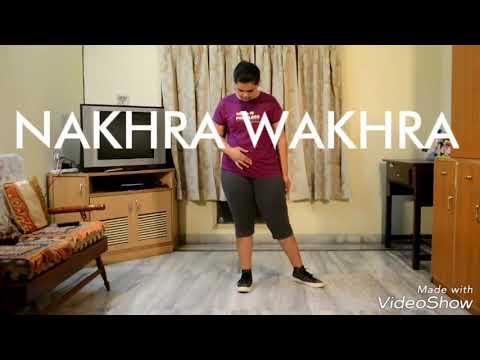 NAKHRA WAKHRA|SHRAEY KHANNA|ft. AMISHA SAR