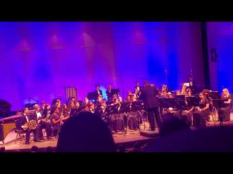 Douglas Anderson School of the Arts Symphonic Band - Winter Concert 2019 - Loch Lomond