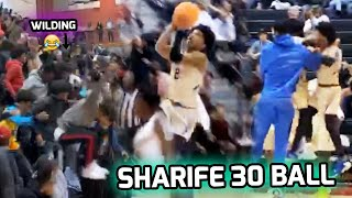 Sharife Cooper Drops 32 Smooth Points In PACKED ROAD GYM! Atlanta HS Basketball Never Disappoints 💯