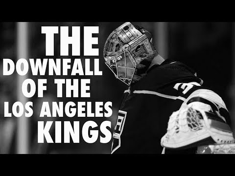 The Downfall Of The Los Angeles Kings