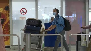 Coronavirus: Travellers heading for Spain will soon need a negative COVID-19 test