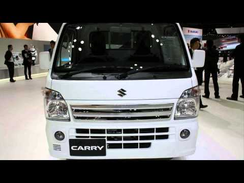 new suzuki carry pick up 2015 model