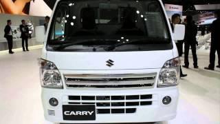 new suzuki carry pick up 2015 model