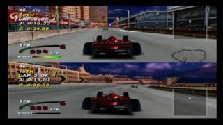 Cart Fury Championship PS2 Gameplay