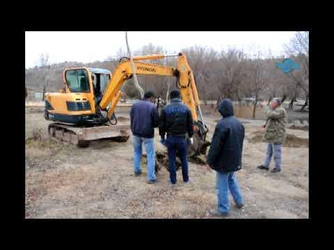 Gölbaşı Doğa Parkında Ağaçlandırma Çalışmaları Yapılıyor