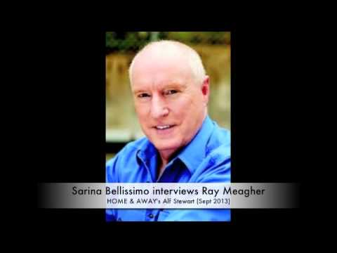 Sarina Bellissimo interviews Ray Meagher (Alf Stewart)
