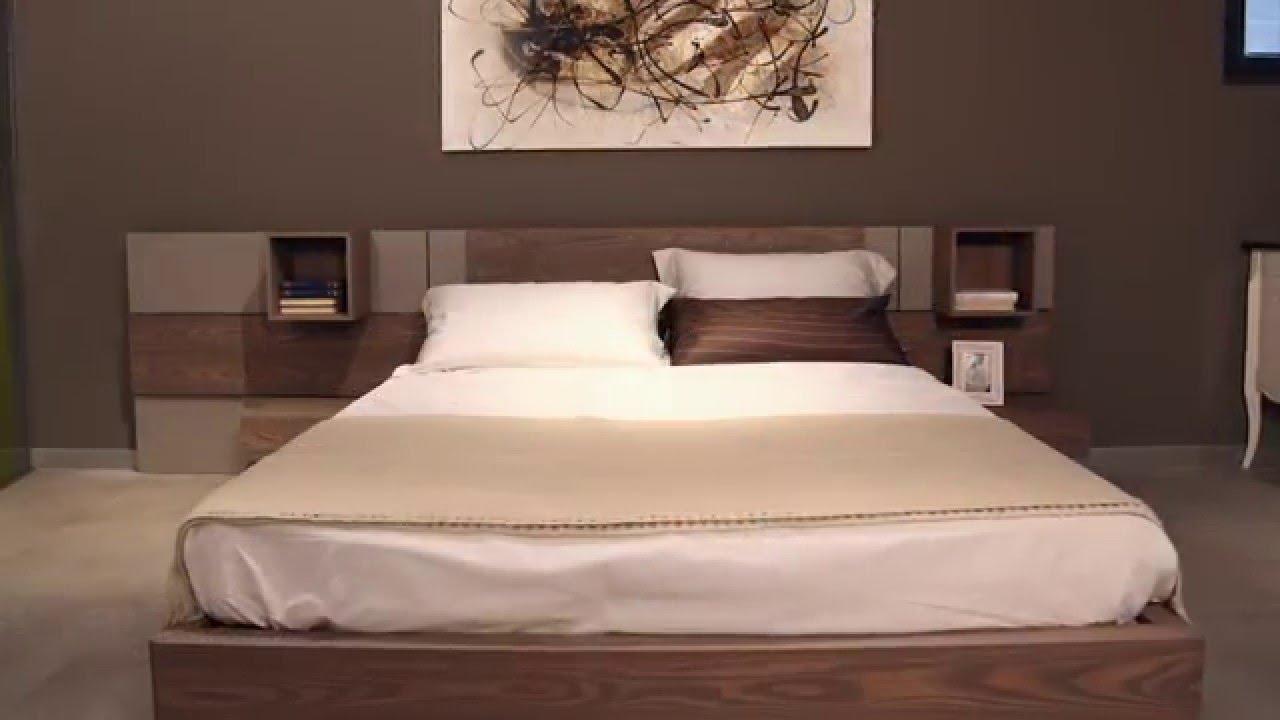 Un buon sonno ristoratore è il segreto del benessere e della. Letti Moderni Plan System Letto Di Design Componibile Con Boiserie Modulare Youtube