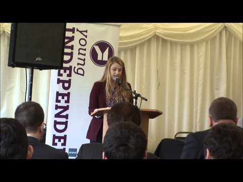 YI South West Conference 2015  Lauren Gilbert