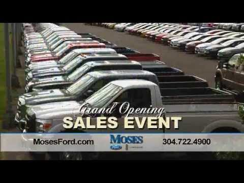 Moses Ford Fundamentals TV Ad.