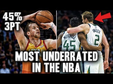 The Most Underrated Player In The NBA