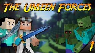 מיינקראפט | The Unseen Forces - פרק 1!