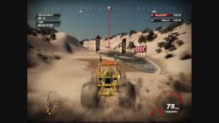 FUEL-Monster truck Gameplay