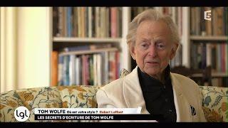 Tom Wolfe, le pionnier du Nouveau journalisme, nous accueille chez lui à Manhattan
