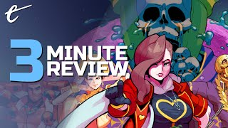 Paradise Killer | Review in 3 Minutes (Video Game Video Review)