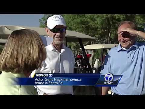 Gene Hackman Living in and Loving New Mexico