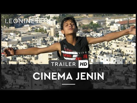 Cinema Jenin - Trailer (deutsch/german)