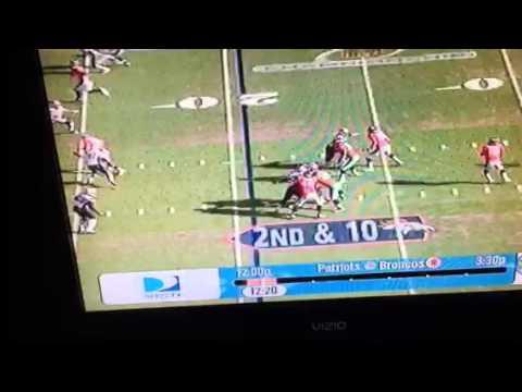 Peyton Manning Highlights: Manning To Daniels TD Pass vs Patriots AFC Championship 2016 #NEvsDEN
