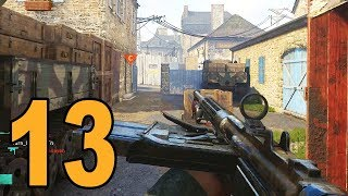 TREV CARRIES - Call of Duty WW2 Road to Commander - Part 13