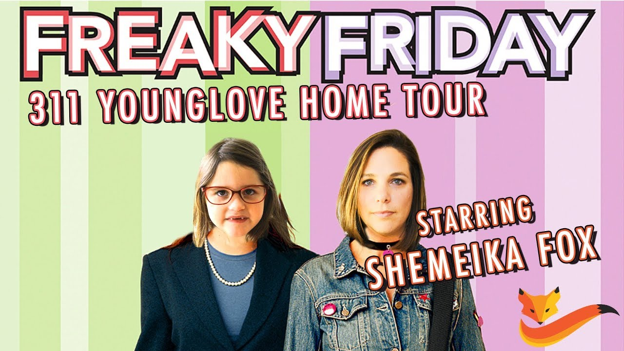 Freaky Friday Home Tour: 311 Younglove Ave