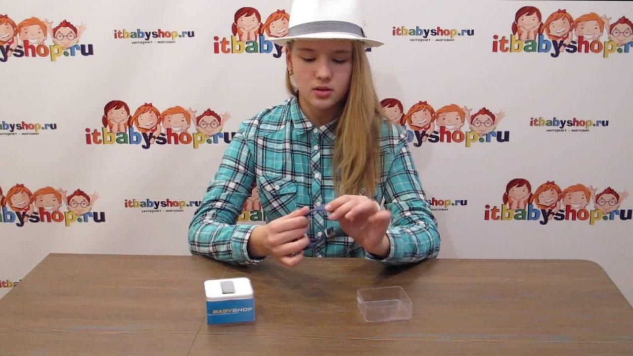 Детские часы с gps трекером Smart Baby Watch Q50 - YouTube